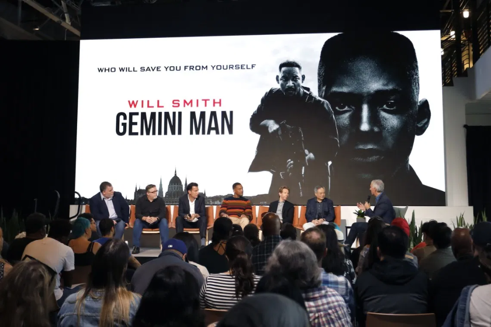 Will Smith Goes Back To The Future With Gemini Man Gemini Man Will Smith Back To The Future