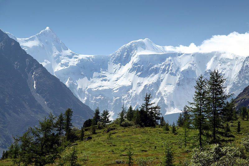 Photo Of Altay Mountains Altay Daglari Altai Mountains Altai Republic Altai