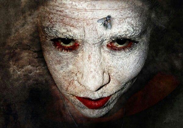 Pin by Gayla Jens on HALLOWEEN MAKEUP IDEAS Pinterest Halloween - halloween horror makeup ideas