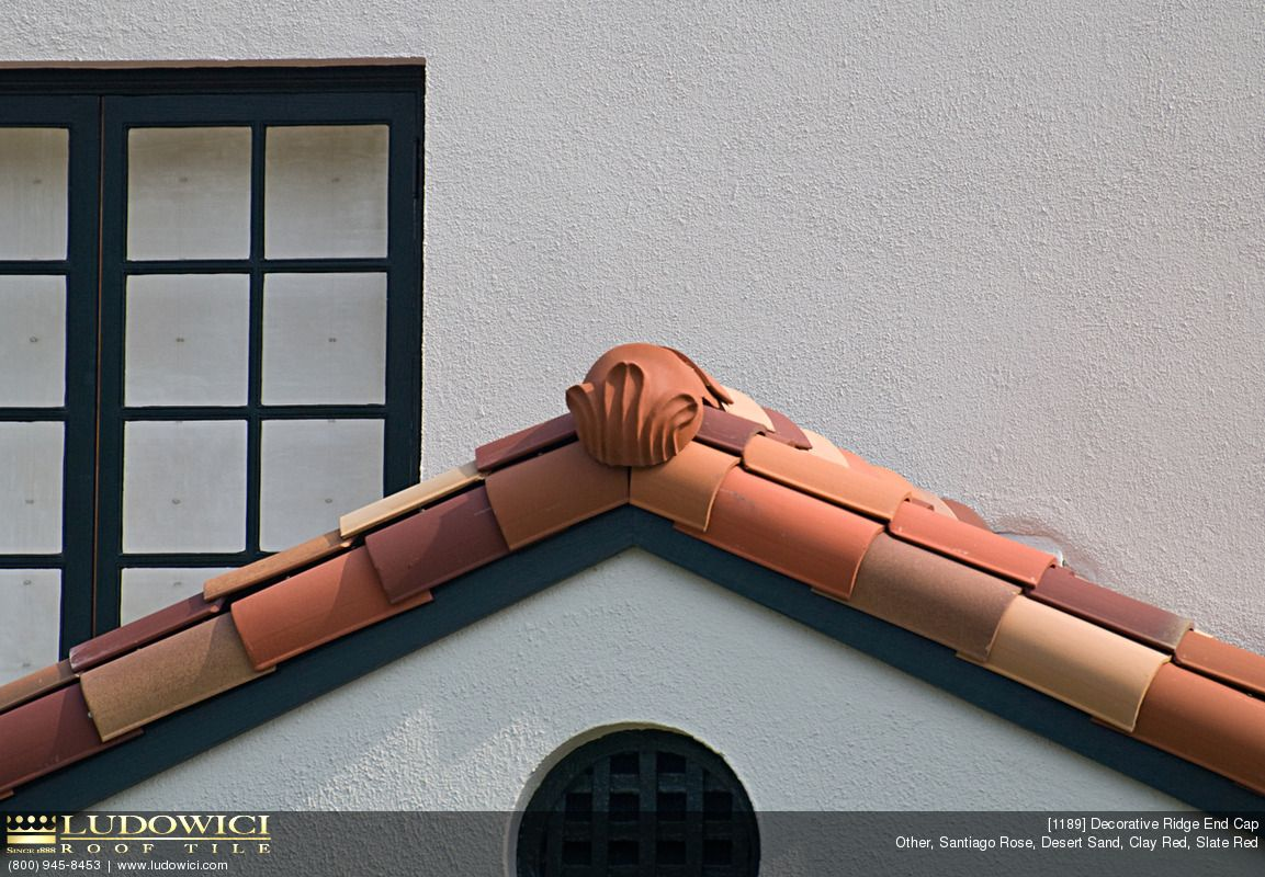 Just A Moment Clay Roof Tiles Roof Decoration Clay Roofs