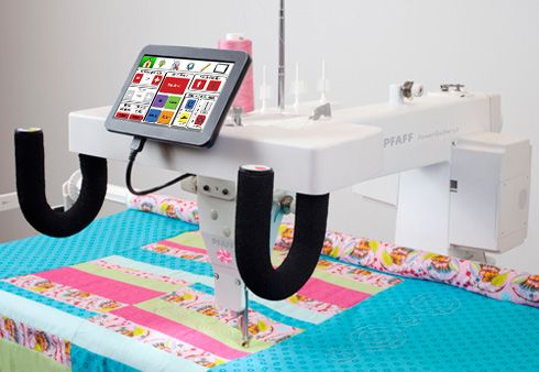 Fabulous Longarm!   Babylock Crown Jewel & Pfaff Power Quilter P3 ... : long arm quilt machines for sale - Adamdwight.com