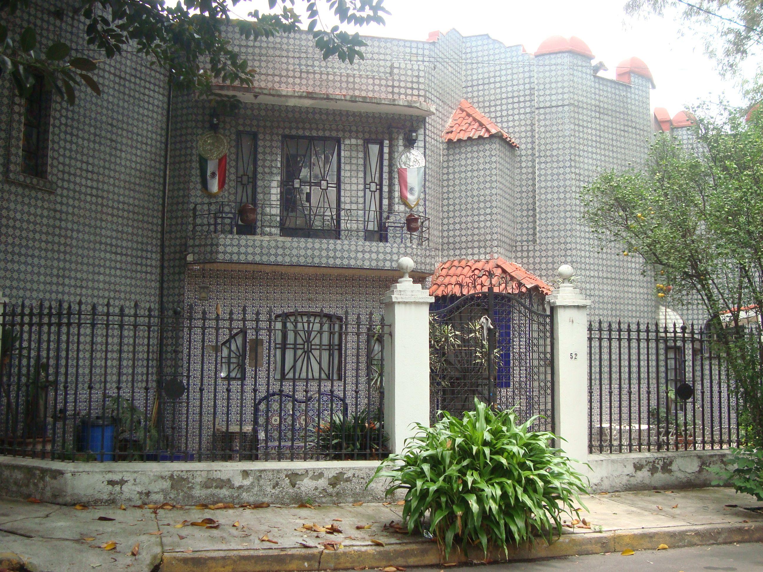 Casas Antiguas de la Colonia Claveria y zonas aledañas a