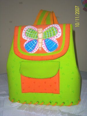 Bolsos en foami foamy pinterest lalaloopsy - Manualidades patchwork bolsos ...