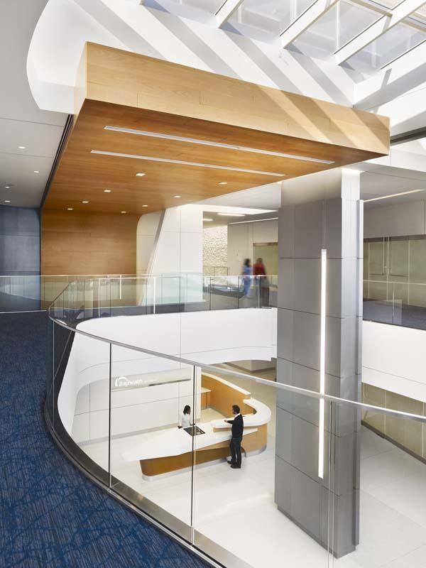 kubrick like hospital interior wins design award photos medical