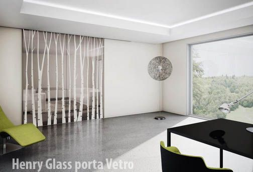 porta-vetro-scorrevole | Porte in vetro | Pinterest | Doors