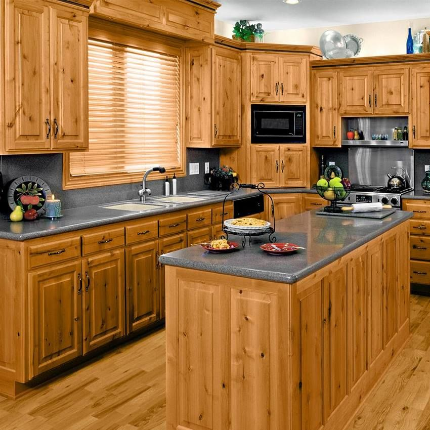 Kitchens with floor-to-ceiling cabinets can look dark ...