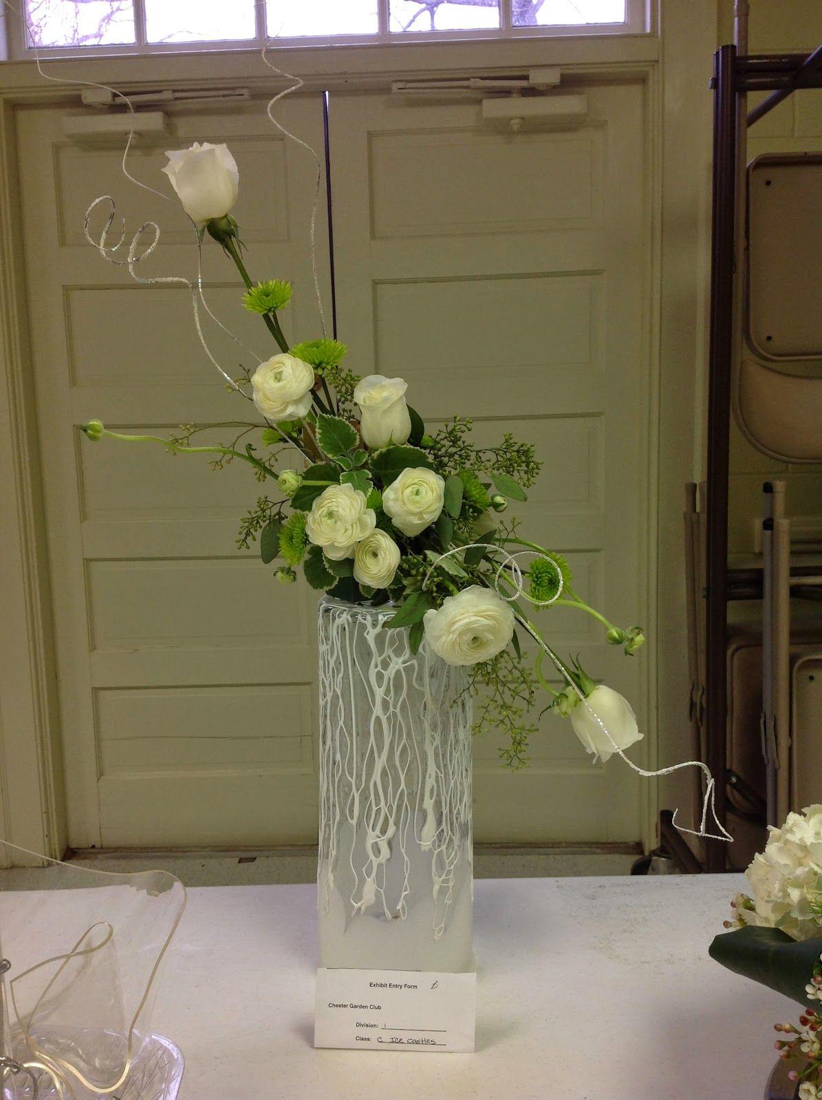 Creative Line Floral Design Flower Arrangement Gardenclubjournal