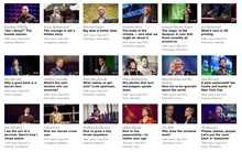 11 TED Talks about science and the brain