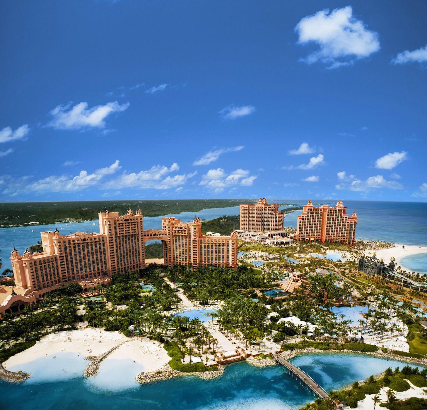 Wonderful Bahamas, Atlantis