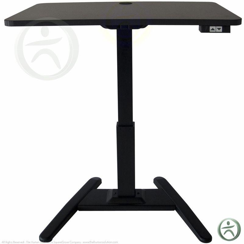 UpLift 975 Height-Adjustable Standing Pedestal Desk | Shop UpLift Pedestal Standing Desks