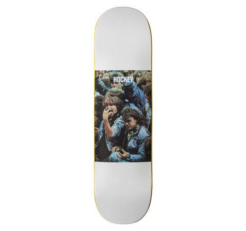 4210182b3a Hockey Denim Photo Deck 8.25  hockeyskateboards  fa  fuckingawesome   skateart  skate  supreme