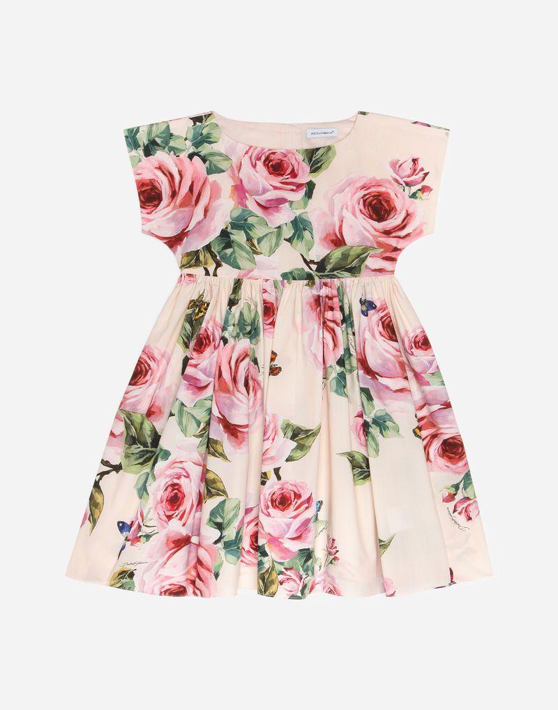 Printed cotton dress | Vestidos de algodón, Algodón estampado y ...