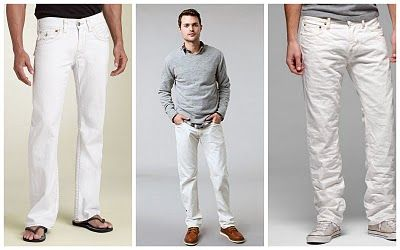 1000  images about White pants on Pinterest | White jeans White