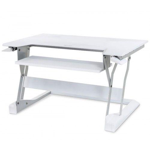Estación de trabajo para escritorio de pie o sentado Imac 27