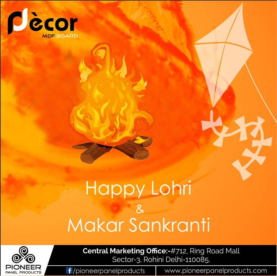 Team Pioneer Panel wishes you a #HappyLohri and # ...
