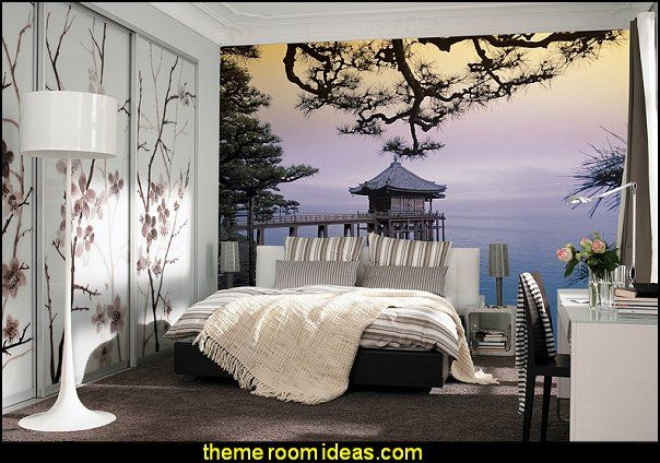 Oriental Theme Bedroom Decorating Ideas Asian Themed Bedroom