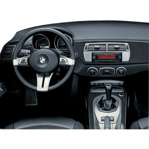 Bmw Z4 2009: Bmw Z4 Interior Trim