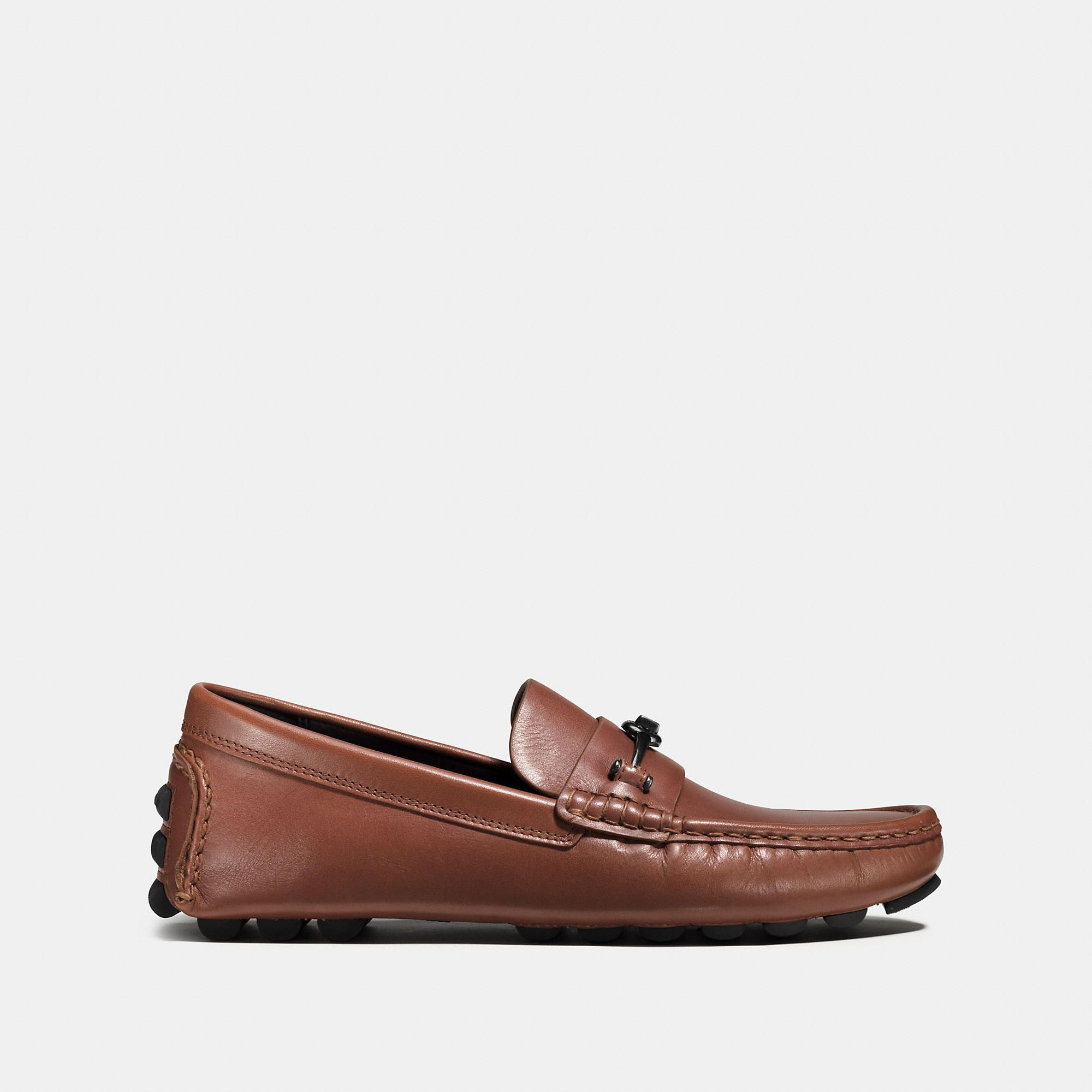 02bac4f99f5 COACH Men s Crosby Turnlock Driver Size 11.5D Loafers