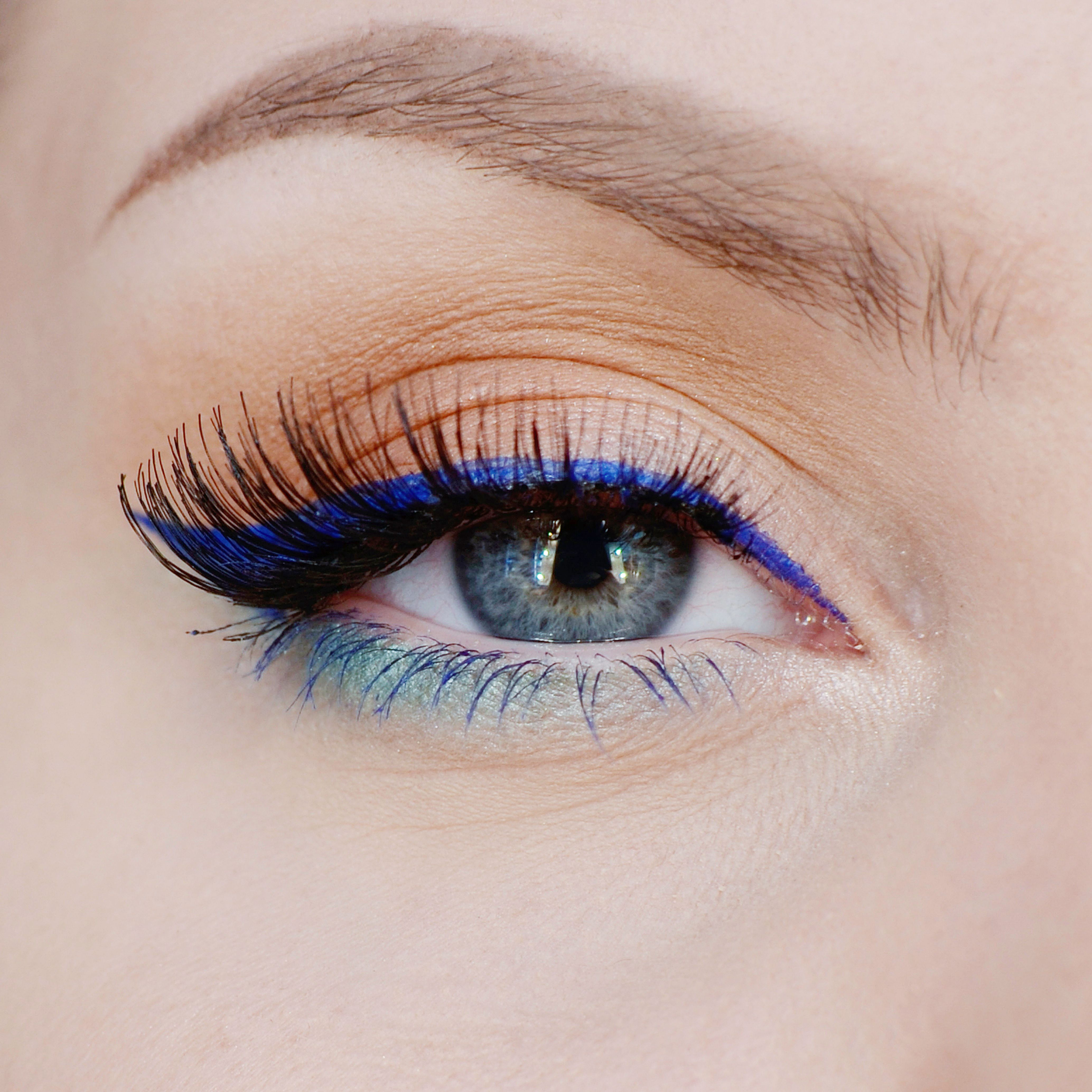 Trend beauty the turquoise eye new photo
