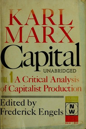 """""""He read Marx and Engels..."""""""