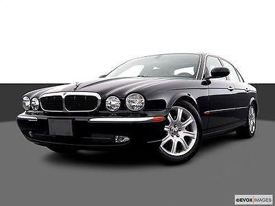 2004 Jaguar Xj Vanden Plas Sedan 4 Door 4 2l Black Low Miles Extras Must See Wow Used Jaguar Xj For Sale In Newport Beach Califo Jaguar Xj Jaguar Jaguar Car