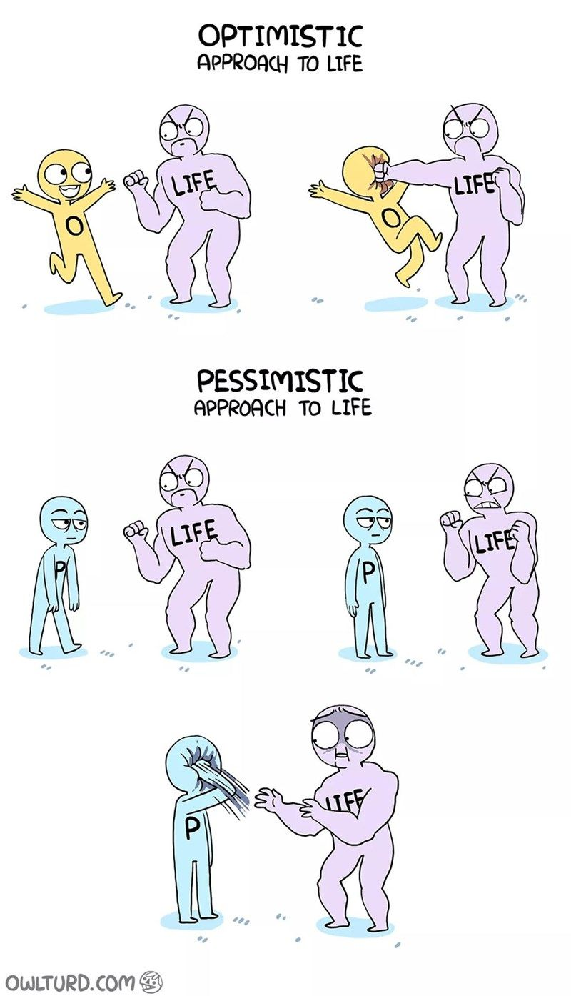 24 Painfully Real Comics About Life