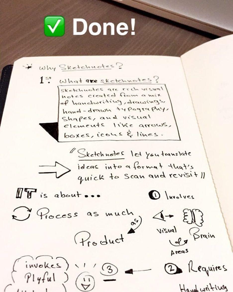 سكيتش نوتس Handwriting Bullet Journal Journal