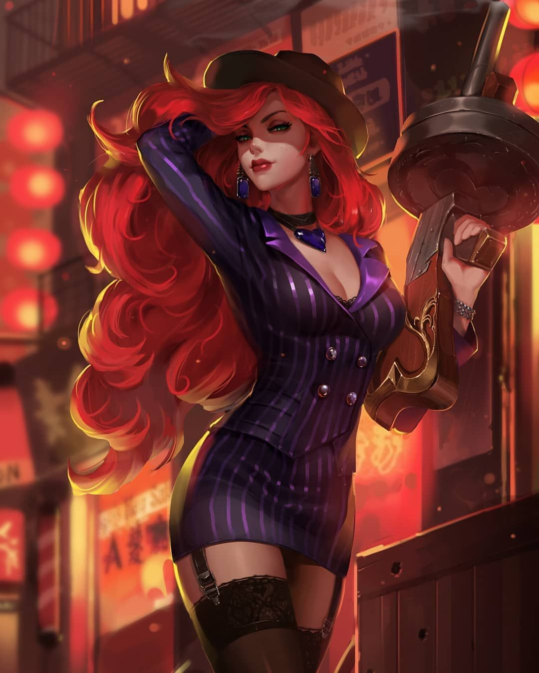 Chillout :: Miss Fortune