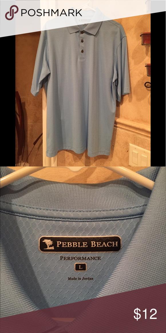 Pebble Beach Golf Shirt