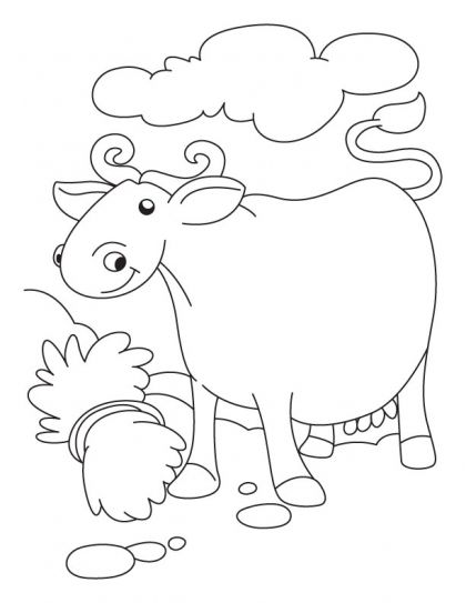 Confused buffalo coloring pages Download Free Confused buffalo