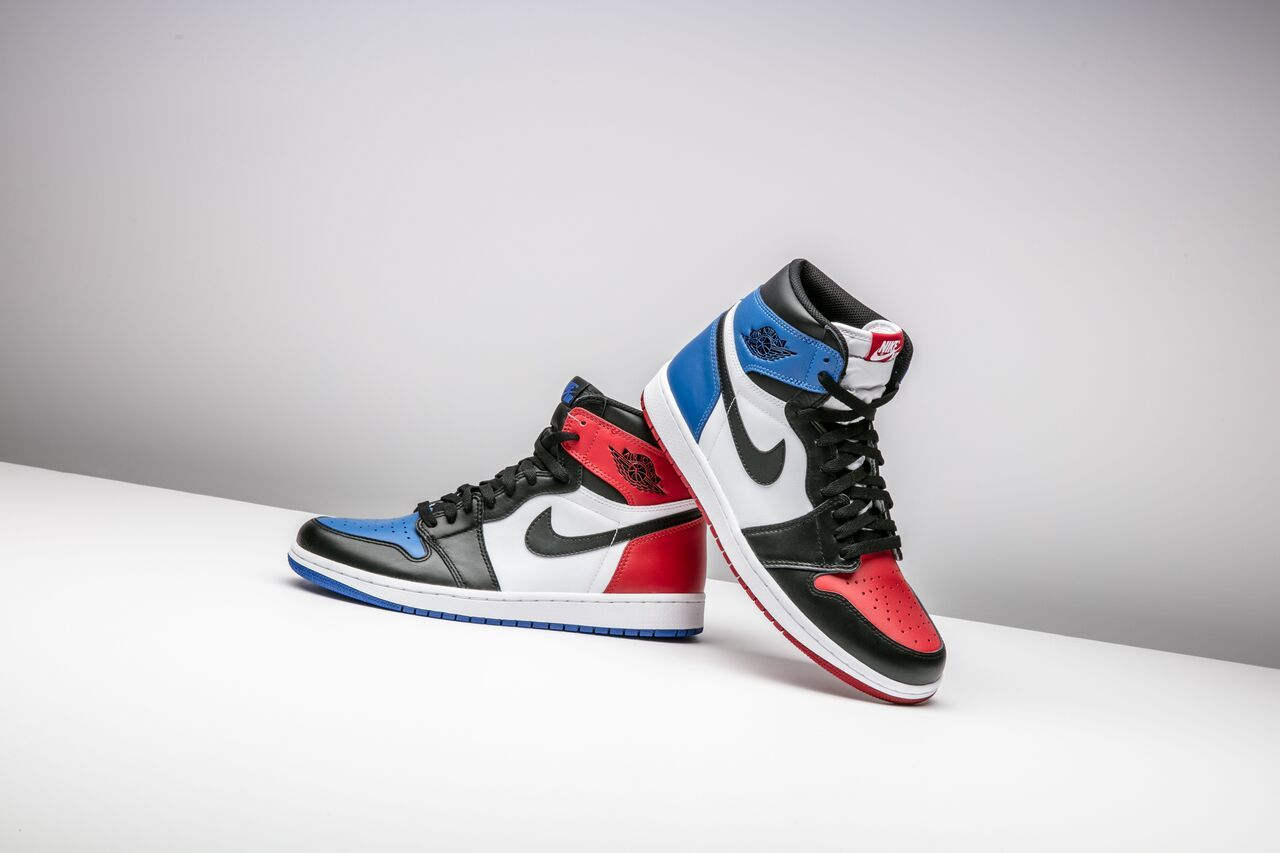 Air Jordan 1 Retro High Og Top 3 555088 026 Air Jordans