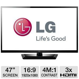 LG 47LM4600 TV Drivers for PC