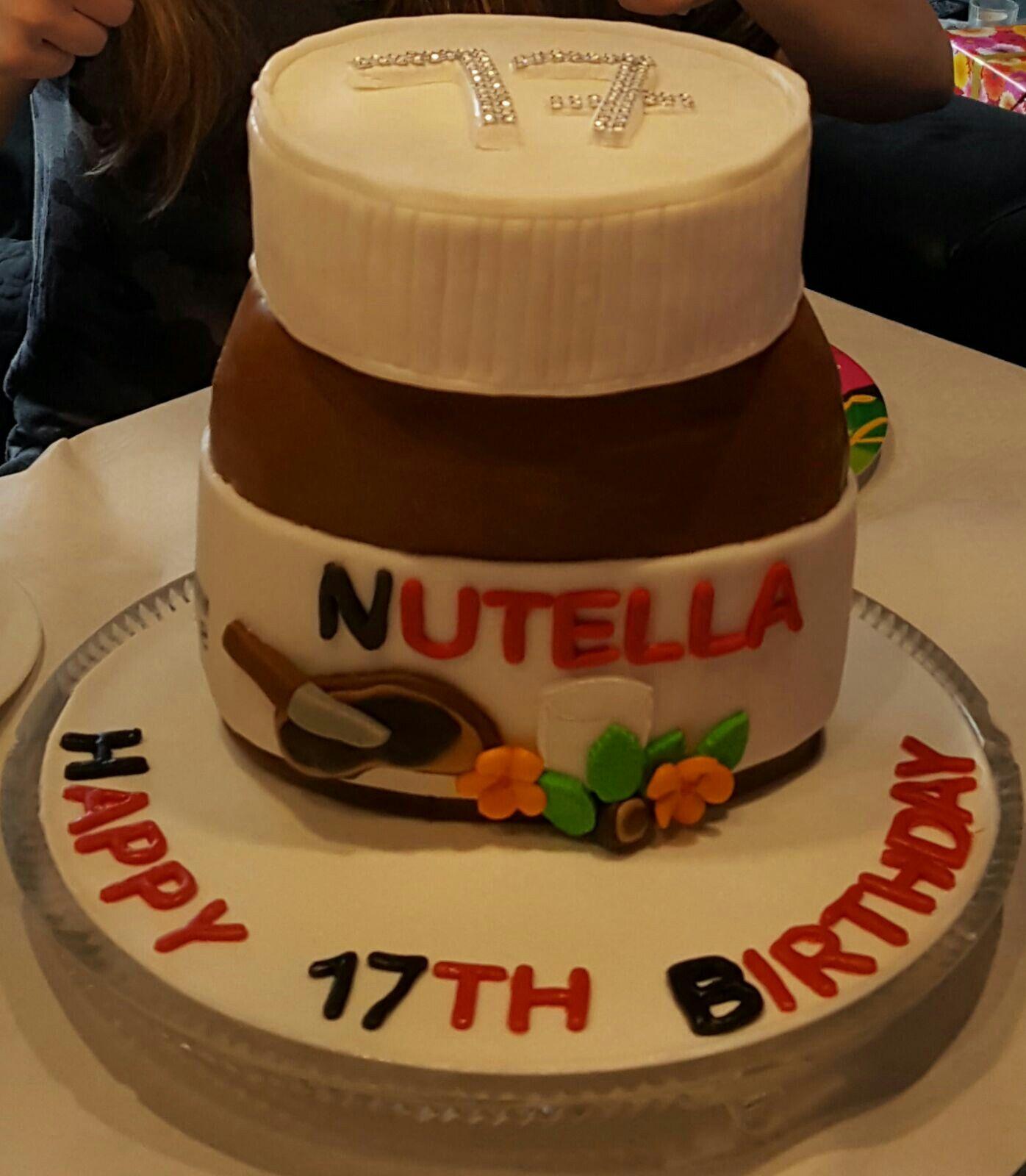 Kinder Bueno Nutella Cake She Who Bakes Nutella Recipes Cake