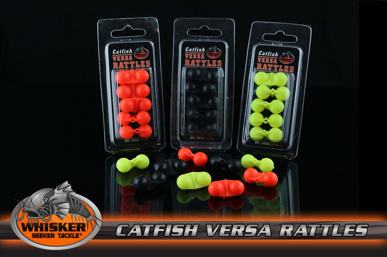 Catfish Versa-Rattles Add Noise To Any Catfish Rig ...