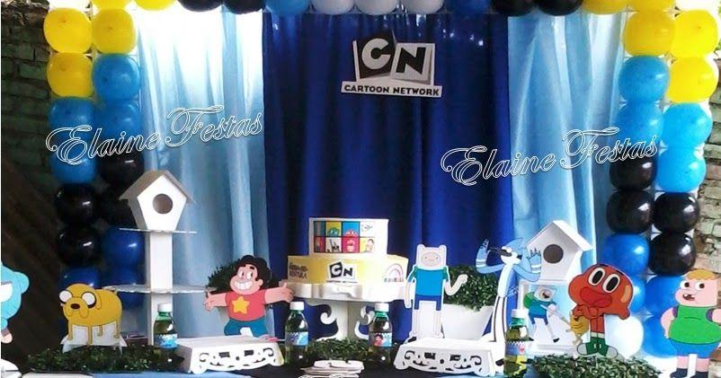 Decoracao Cartoon Network Incrivel Mundo De Gumball Decoracao