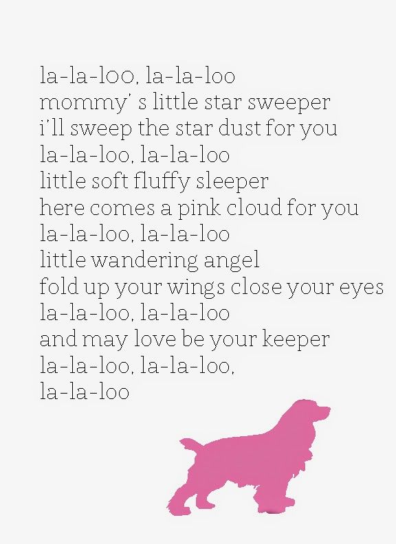 Lady And The Tramp Disney Lullaby Free Printable Bedtime Songs Lady And The Tramp Disney Songs