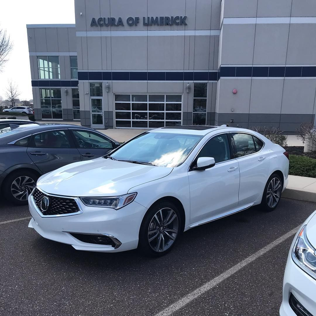 The Staff At Acura Of Limerick And Chris Manogue Would