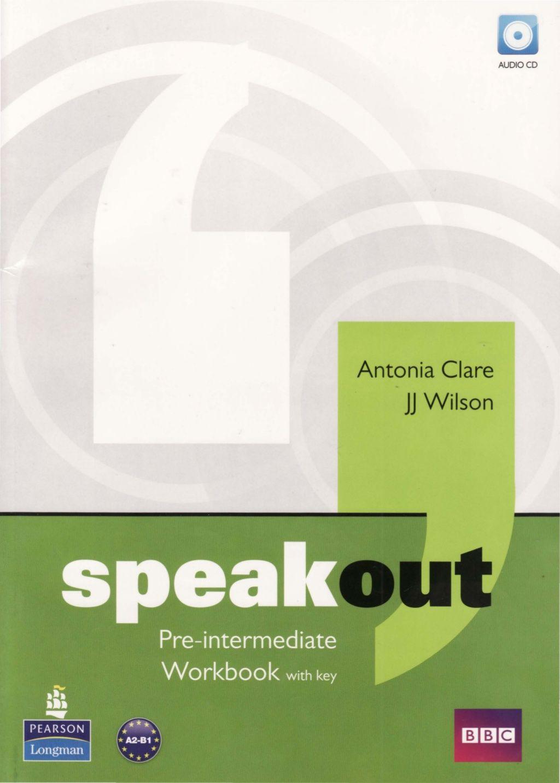 Speak out pre-intermediate - wb by Victoria Alarcon via slideshare ...