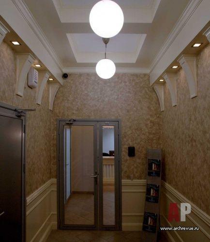 Дизайн интерьера офиса компании «МосДачТрест» в Москве #Office