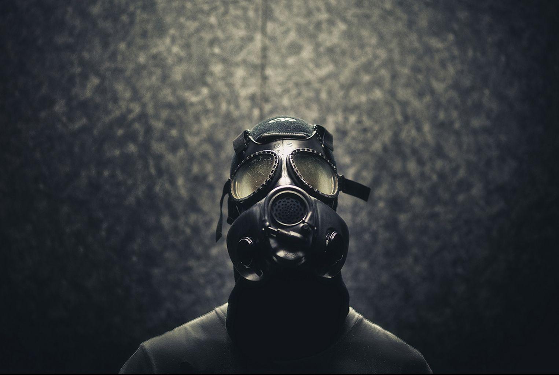 Обои маска, страх. Разное foto 16