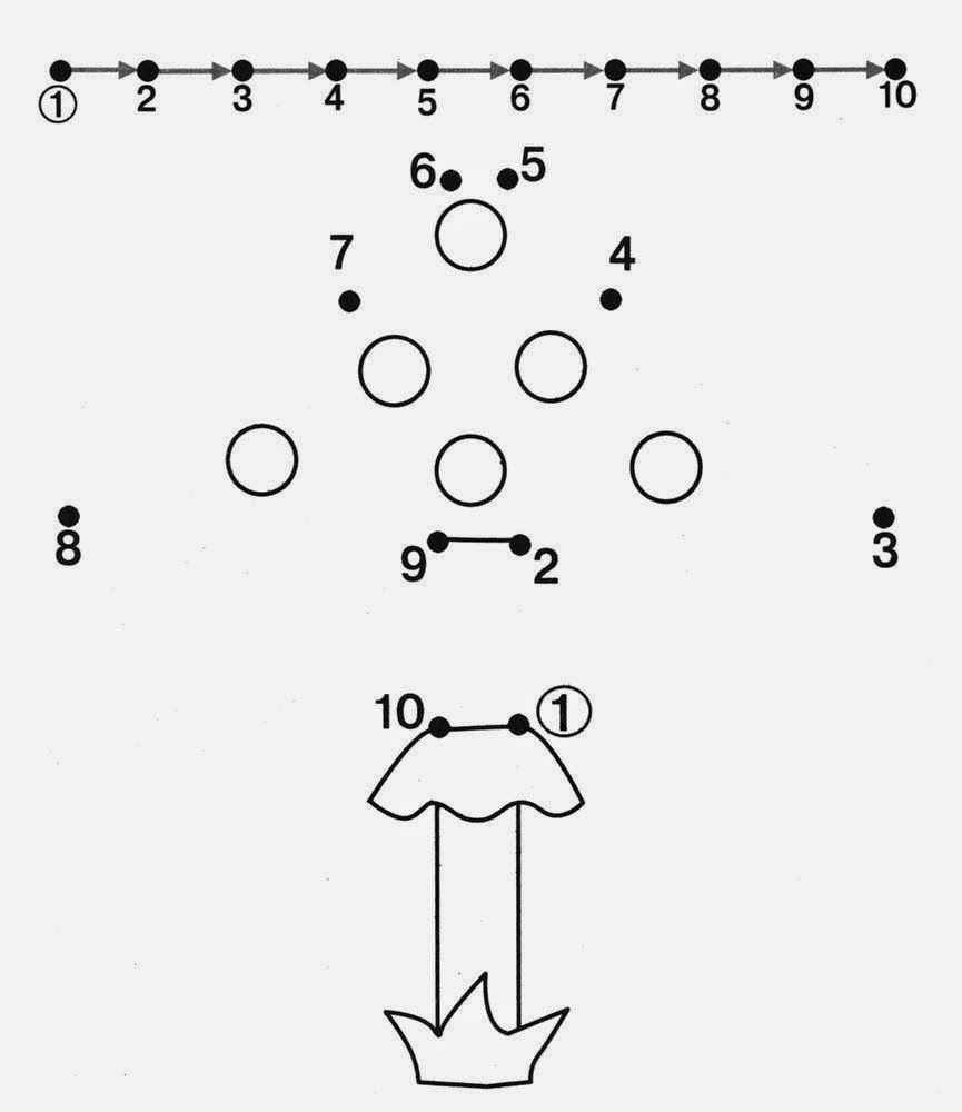 Free dot to dot worksheets for kids. Part 2 | Adapted | Pinterest