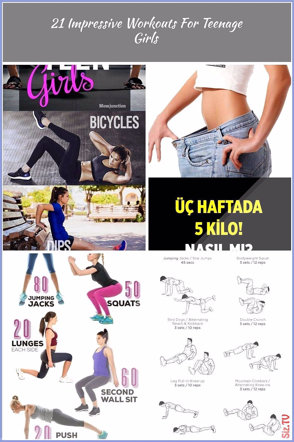 workout routine for teenagers workout workoutroutine Working out is beneficial to teens Here are som...
