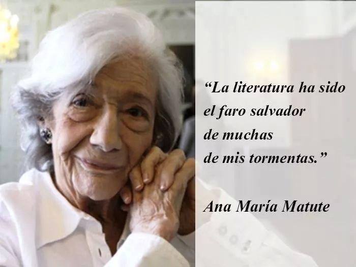 Ana María Matute Literatura Matute Tormenta