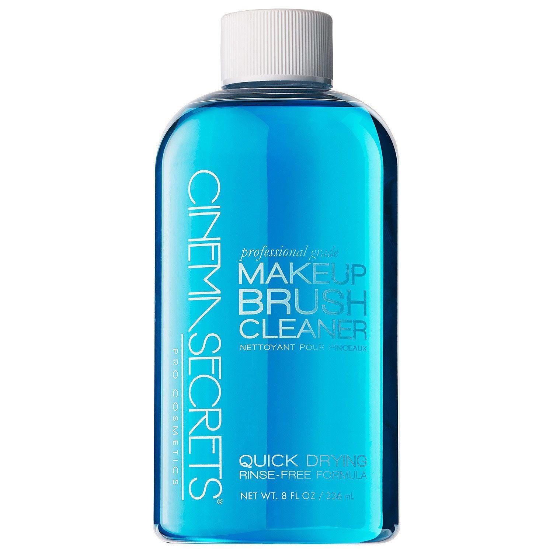 Cinema Secrets Makeup Brush Cleaner 8 FL oz Makeup