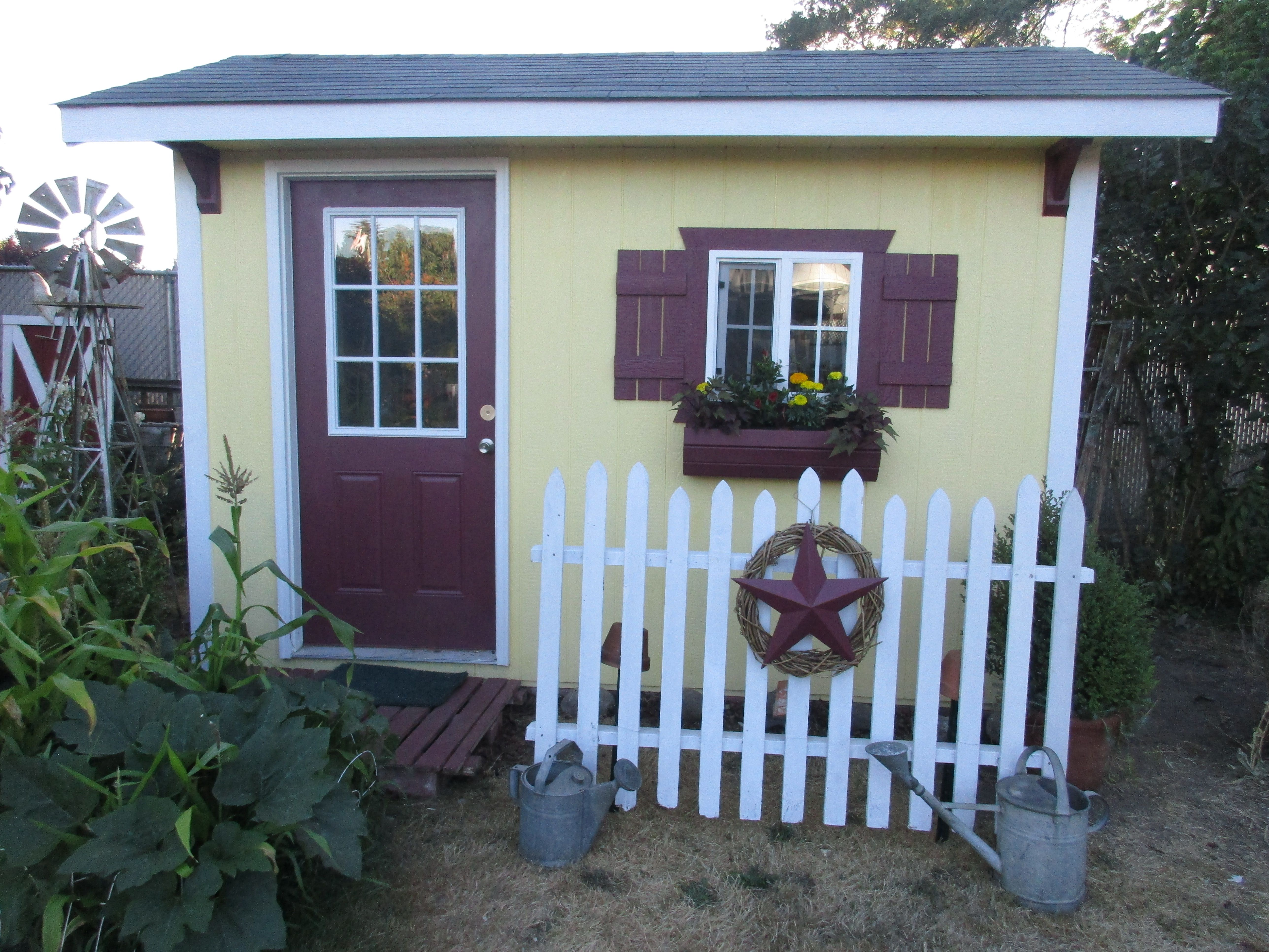 Garden Shed Office Custom Built, Garden Shed, Mother In Law