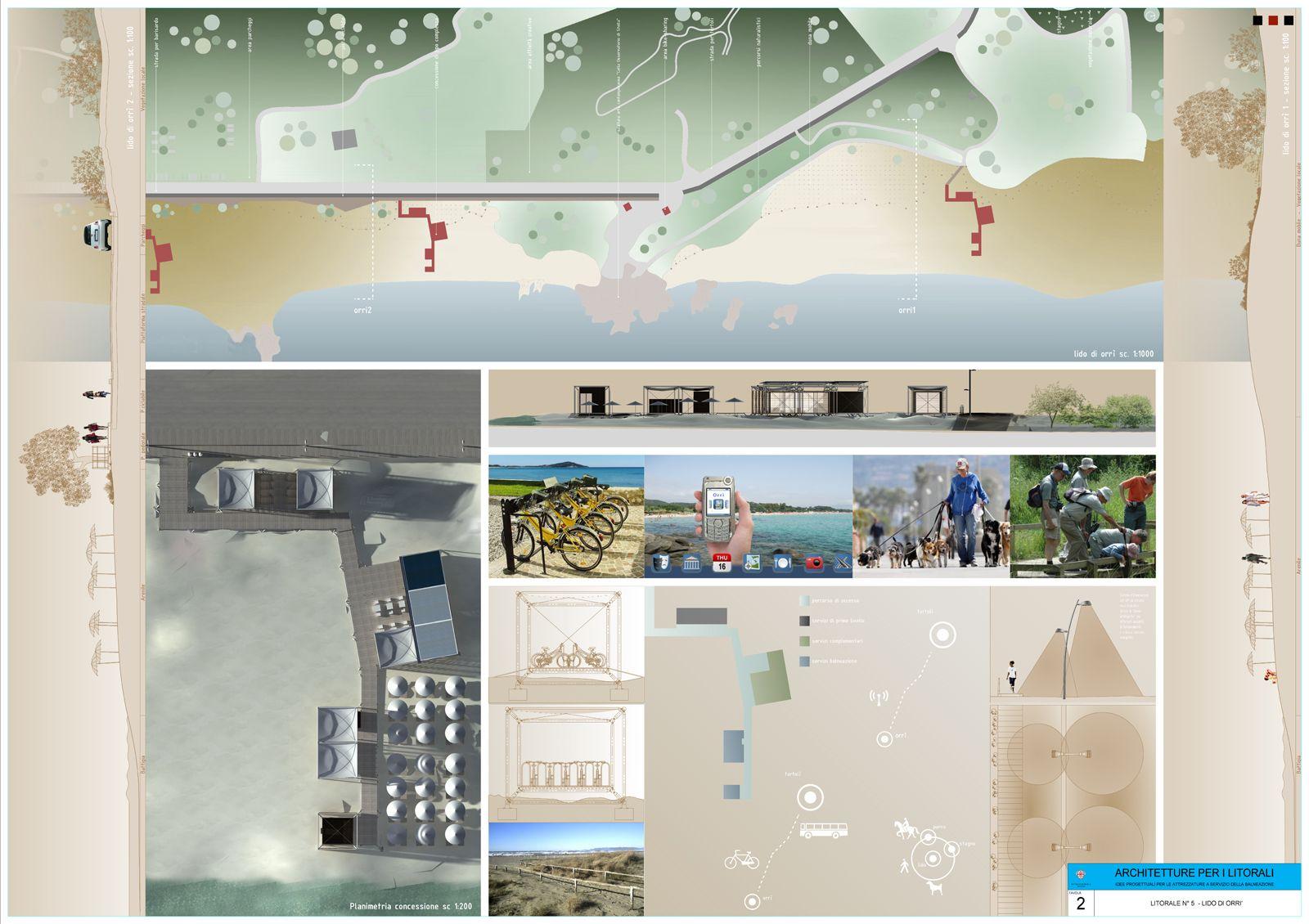 """Architetture per i litorali: """"Lido di Orri"""""""