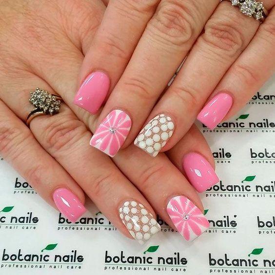 33 Lovely Nail Designs for Summer 2018   Nail nail and OPI