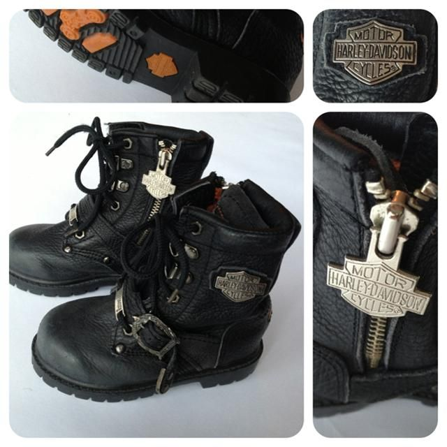 fcd6e6b8d Harley Davidson Little Kid Boots for sale on Itizen $12 | likes ...