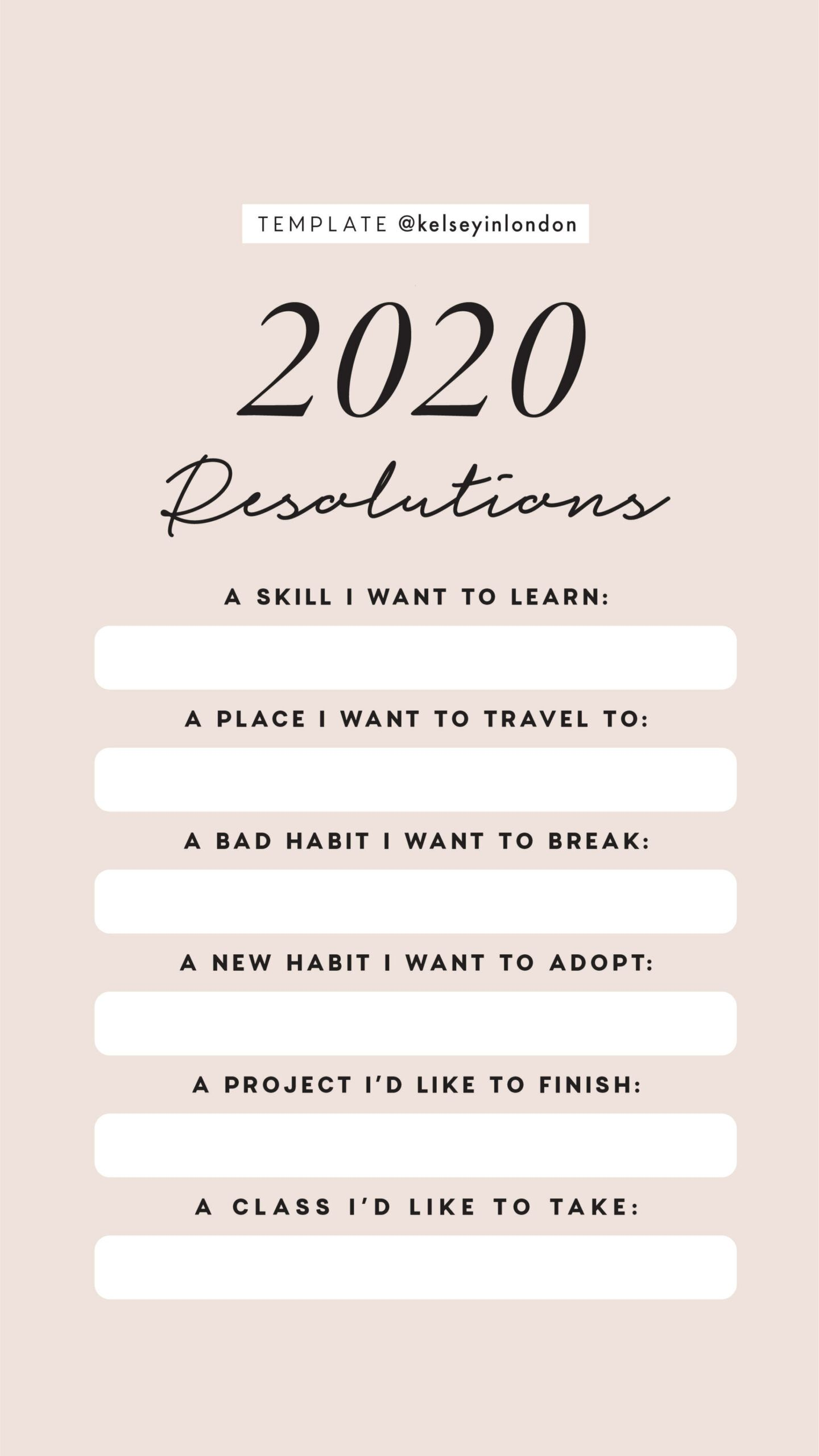 15 Diy Gifts New Year Resolution Diy Gifts New Year Good New Year S Resolutions Instagram Story Questions