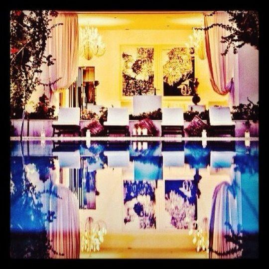 Luxurious La Piscine Art Hotel in Skiathos! Relaxing Pool Area and Amazing Restaurant Crazy Cow!
